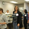 Parent Development Council Enjoys On-Campus Lunch