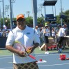 Tennis Director Makes Summer Sojourn to New York