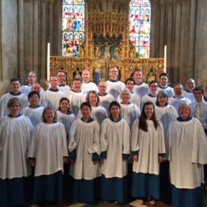 Choir at Christ Church