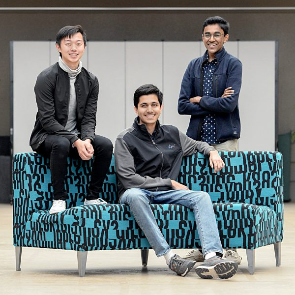Siemens Competition names three Harker students regional finalists