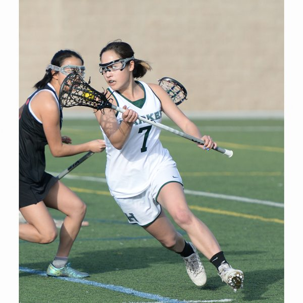 Soph named to National lacrosse team; boys golf and tennis lead the way — strong week for Harker Athletics