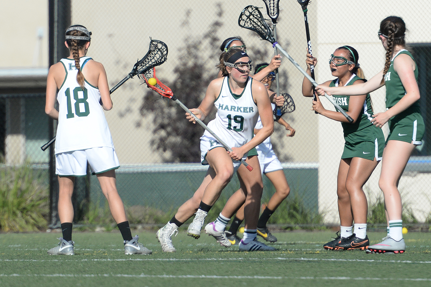 Richmond '17 named US Lacrosse Girls HS All-Academic for 2017
